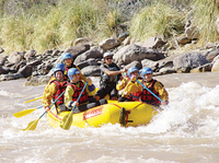 Mendoza Full-Day River Rafting Adventure Photos