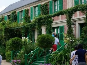 Giverny and Monet's Garden Bike Tour Photos