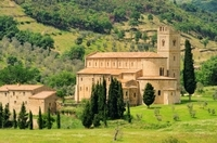 Montalcino and Abbazia di Sant'Antimo Day Trip from Siena including Wine-Tasting Photos