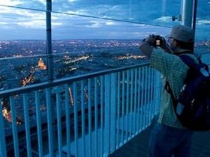 Montparnasse Tower 56th Floor Observation Deck Photos