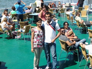 Montreal Historic Discoverers Cruise Photos