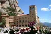 Montserrat Day Trip from Costa Brava Including Train Ride and Montserrat Monastery Photos