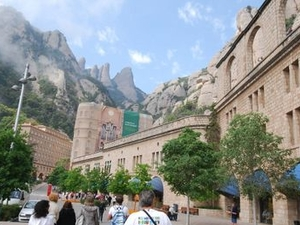Montserrat Royal Basilica Half-Day Trip from Barcelona Photos