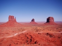 Monument Valley Air and Jeep Tour Photos