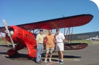 Mountains and Canyons Biplane Tour from Sedona Photos
