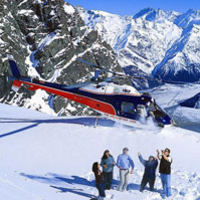 Mount Cook Alpine Explorer Helicopter Flight Photos