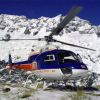 Mount Cook Alpine Vista Helicopter Flight Photos