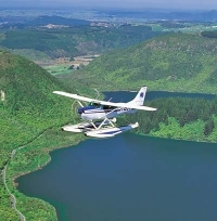 Mt. Tarawera Volcano Scenic Floatplane Tour from Rotorua Photos