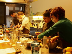 Small-Group Barcelona Cooking Class Photos