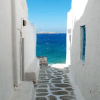 Mykonos Shore Excursion: Private Old Town Walking Tour Photos