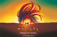 Mystère™ by Cirque du Soleil® at Treasure Island Hotel and Casino Photos