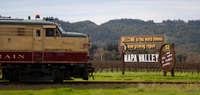 Napa Valley Wine Train with Gourmet Lunch, Wine Tasting and Vineyard Tours Photos