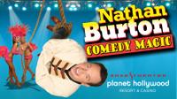 Nathan Burton Comedy Magic at Planet Hollywood Resort and Casino Photos