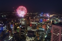 New Year's Eve at Sydney Tower Eye