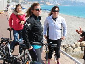 Nice City Bike Tour Photos