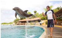 Nuevo Vallarta Dolphin Trainer for a Day  Photos