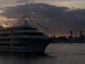 Oahu Sunset Dinner Cruise - Fine Dining Photos