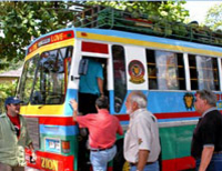 Ocho Rios Zion Bus Tour Photos
