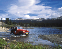 Off-Road Jeep Adventure in Denali National Park Photos