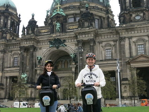 Berlin Segway Tour Photos