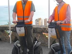 Malaga Segway Tour Photos