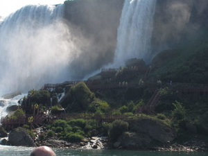 Niagara Falls Canadian Side Tour and Maid of the Mist Boat Ride  Photos