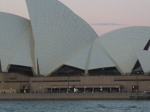 Sydney Harbour Hop-on Hop-off Cruise Photos