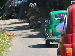 Self-Drive Vintage Fiat 500 Tour from Florence: Tuscan Hills and Italian Cuisine Photos