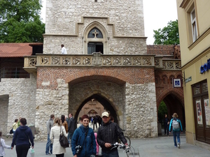 Sightseeing Bike Tour of Krakow Photos