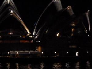 Sydney Harbour Sky Deck Gold Dinner Cruise Photos