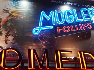 Mugler Follies Cabaret in Paris Photos