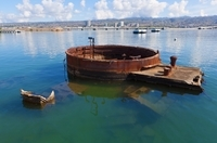 Pacific Aviation Museum, USS Arizona, Punchbowl and Honolulu City Tour Photos
