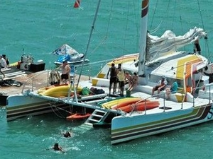 Key West Full-Day Power Adventure: Sailing and Water Sports Photos