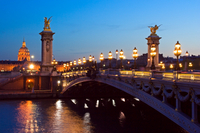 Paris by Night Walking Tour Photos