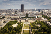 Paris City Tour, Montparnasse Tower and Seine River Cruise Photos