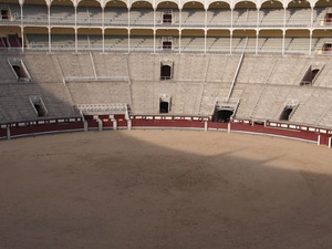 Las Ventas Bullring Entrance Ticket and Audio Tour Photos