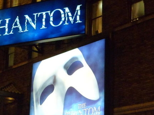 Phantom of the Opera On Broadway Photos
