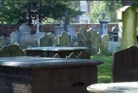 Philadelphia Cemetery and Urban History Tour Photos