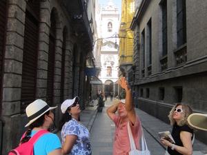 Rio de Janeiro Half-Day Walking Tour Photos