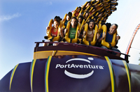 PortAventura Theme Park Ticket with Transport from Costa Brava Photos