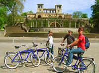 Potsdam Day Bike Tour Photos
