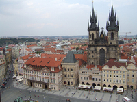 Prague City Sightseeing Tour Photos