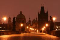 Prague Ghost Walking Tour Photos