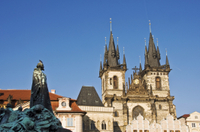 Prague History and Bohemian Culture Tour Photos