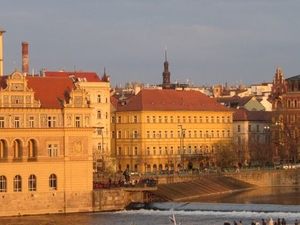 Prague Night Tour and River Vltava Dinner Cruise Photos
