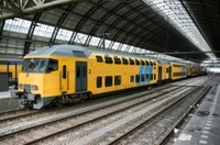 Private Arrival Transfer: Amsterdam Train Station Photos