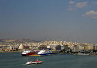 Private Arrival Transfer: Piraeus Cruise Port to Central Athens Photos