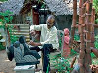 Private Art Tour: Cholamandal Artists' Village in Chennai Photos