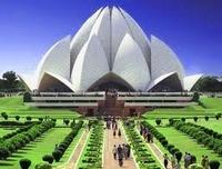 Private Delhi Tour: Lotus Temple, Qutub Minar and Dilli Haat Photos