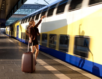 Private Departure Transfer: Brussels, Bruges or Ghent Hotels to Brussels Gare du Midi Railway Station Photos